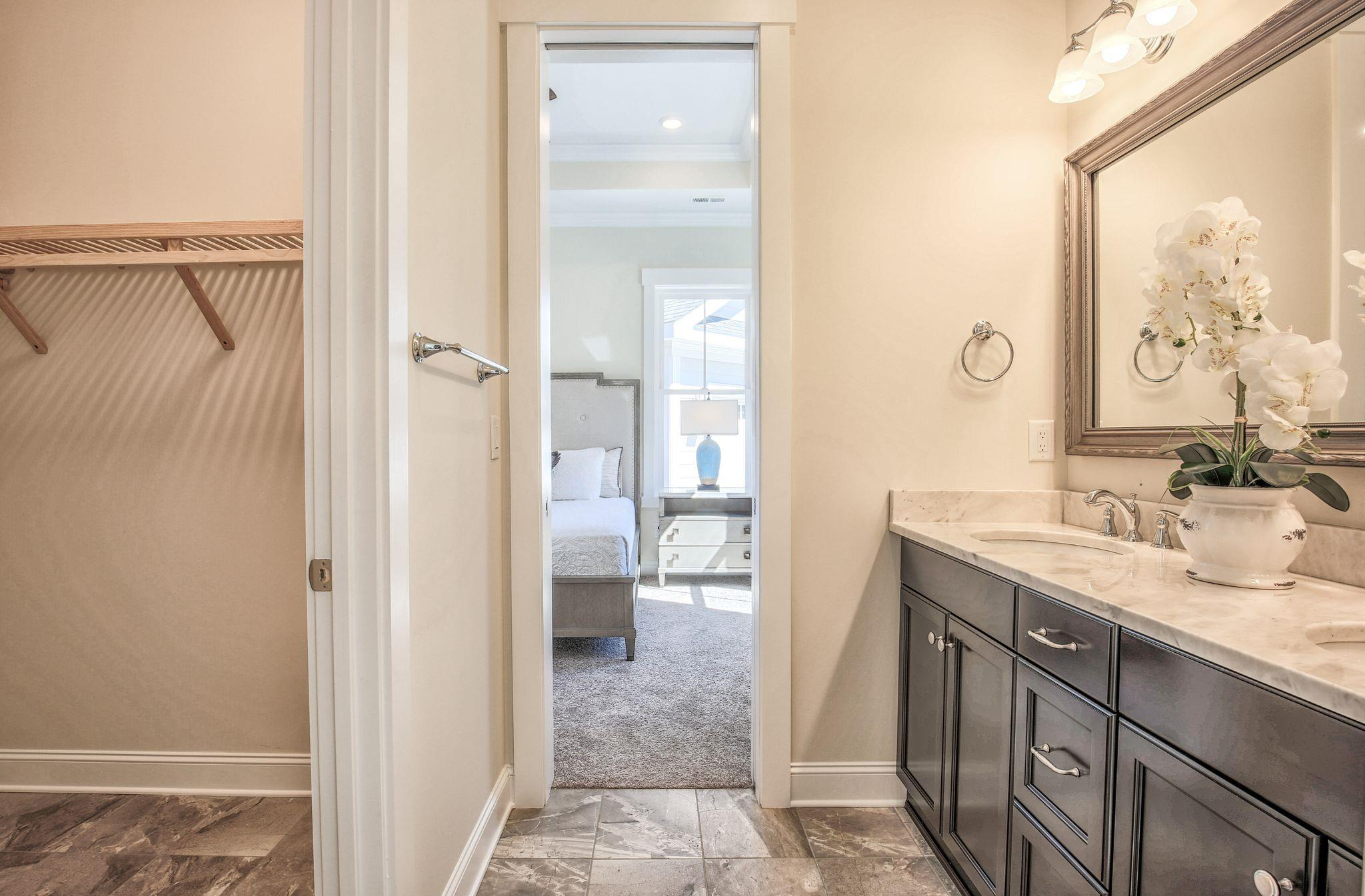Bathroom featured in The Charleston By CRG Companies in Myrtle Beach, SC