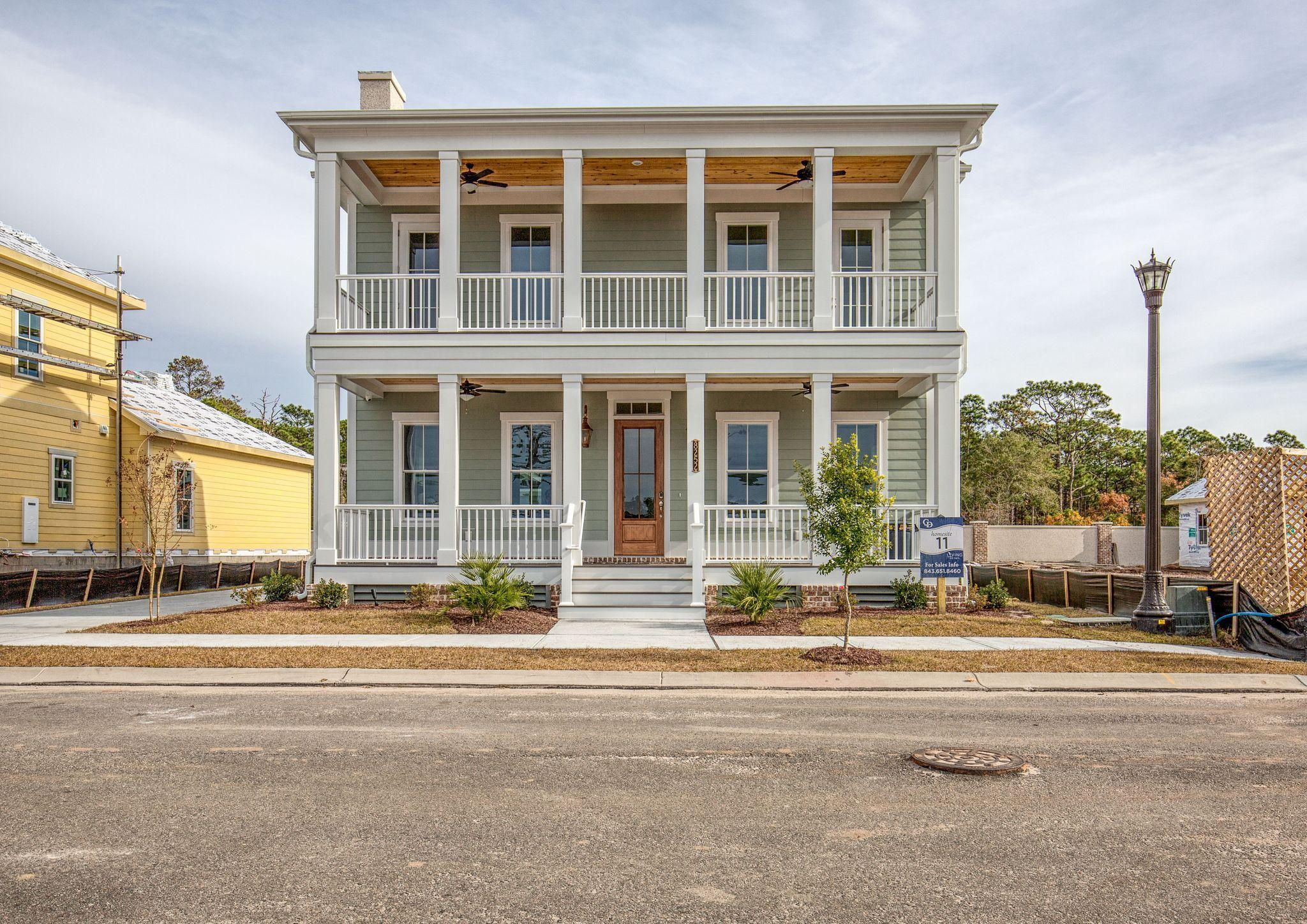 Exterior featured in The Kiawah By CRG Companies in Myrtle Beach, SC