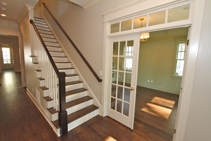 Living Area featured in the Plan 191 By Lockman Home Building in Atlanta, GA