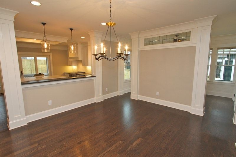 Living Area featured in the Plan 215 N By Lockman Home Building in Atlanta, GA