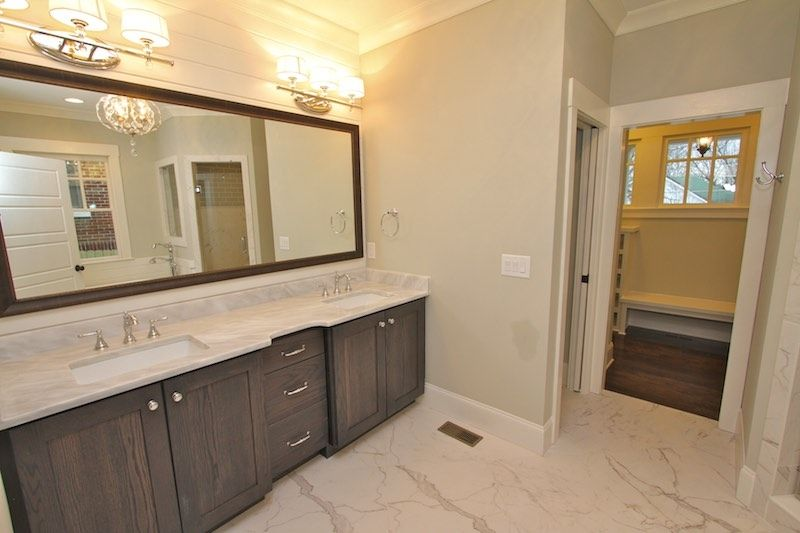 Bathroom featured in the Plan 215 N By Lockman Home Building in Atlanta, GA