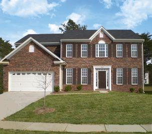 The Lockwood I - Lockridge Homes - Built On Your Land - Raleigh Area: Youngsville, North Carolina - Lockridge Homes