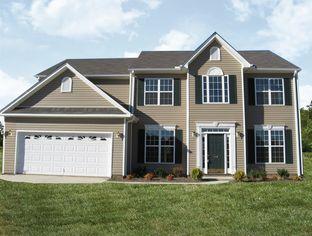 The Lockwood II - Lockridge Homes - Built On Your Land - Raleigh Area: Youngsville, North Carolina - Lockridge Homes