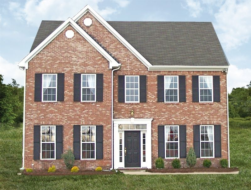 Exterior featured in The Nottingham 28 By Lockridge Homes in Greenville-Spartanburg, SC