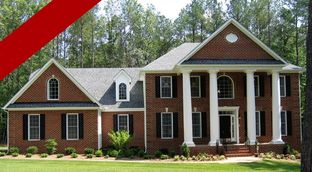 The Wellsboro I - Lockridge Homes - Built On Your Land - Greenville Area: Greer, North Carolina - Lockridge Homes