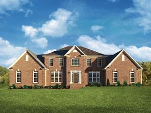 The Birkshire - Lockridge Homes - Built On Your Land - Greenville Area: Greer, South Carolina - Lockridge Homes