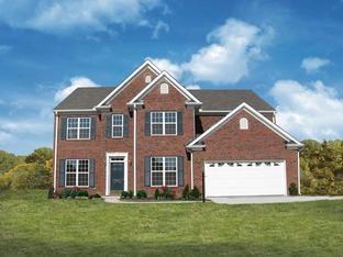 The Brookville - Lockridge Homes - Built On Your Land - Raleigh Area: Youngsville, North Carolina - Lockridge Homes