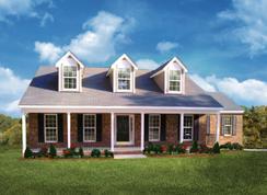 The Bentley - Lockridge Homes - Built On Your Land - Raleigh Area: Youngsville, North Carolina - Lockridge Homes