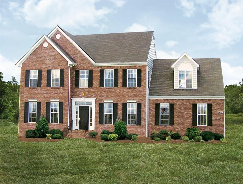 Exterior featured in The Nottingham 32 By Lockridge Homes in Raleigh-Durham-Chapel Hill, NC