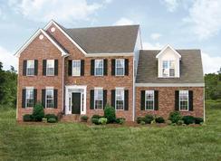 The Nottingham 32 - Lockridge Homes - Built On Your Land - Raleigh Area: Youngsville, North Carolina - Lockridge Homes