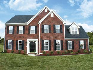 The Graystone - Lockridge Homes - Built On Your Land - Greenville Area: Greer, South Carolina - Lockridge Homes