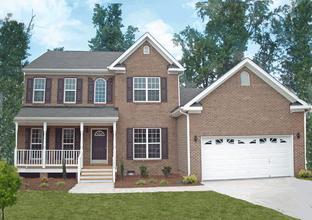 The Stonebridge - Lockridge Homes - Built On Your Land - Greenville Area: Greer, South Carolina - Lockridge Homes