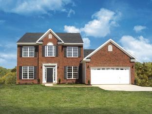 The Woodbridge - Lockridge Homes - Built On Your Land - Greenville Area: Greer, South Carolina - Lockridge Homes