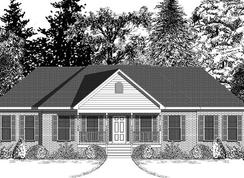 The Berkeley - Lockridge Homes - Built On Your Land - Greenville Area: Greer, South Carolina - Lockridge Homes