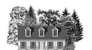 The Springfield - Lockridge Homes - Built On Your Land - Raleigh Area: Youngsville, North Carolina - Lockridge Homes