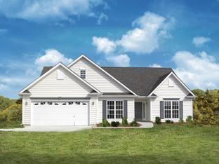 The Bainbridge - Lockridge Homes - Built On Your Land - Greenville Area: Greer, South Carolina - Lockridge Homes