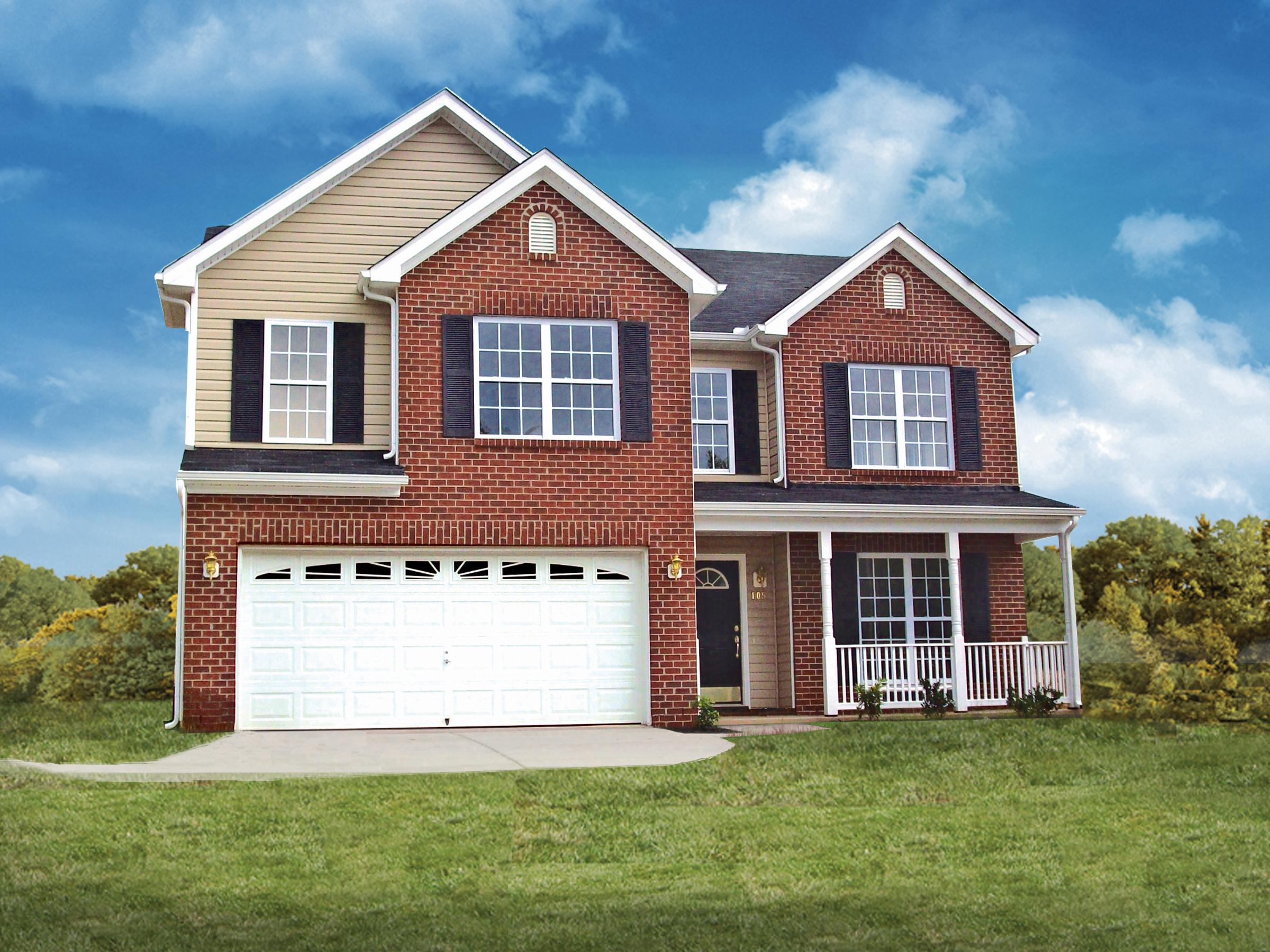 Exterior featured in The Kendall By Lockridge Homes in Greenville-Spartanburg, SC