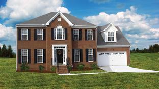 The Birmingham 28 Gar 2 - Lockridge Homes - Built On Your Land - Greenville Area: Greer, South Carolina - Lockridge Homes