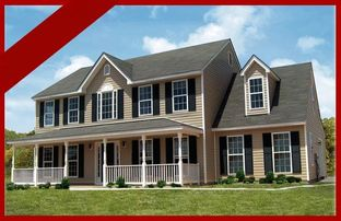 The Buckingham 28 Gar 2 - Lockridge Homes - Built On Your Land - Raleigh Area: Youngsville, North Carolina - Lockridge Homes