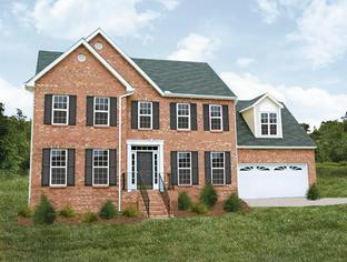 The Nottingham 26 Gar 2 - Lockridge Homes - Built On Your Land - Raleigh Area: Youngsville, North Carolina - Lockridge Homes