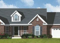The Rosedale - Lockridge Homes - Built On Your Land - Raleigh Area: Youngsville, North Carolina - Lockridge Homes