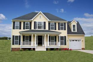 The Birmingham 26 Gar 1 - Lockridge Homes - Built On Your Land - Raleigh Area: Youngsville, North Carolina - Lockridge Homes