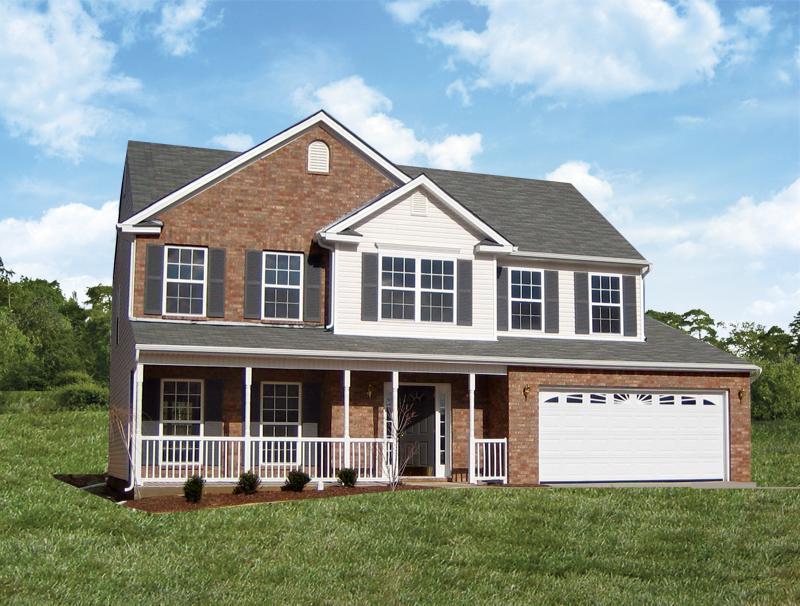 Exterior featured in The Wyndham By Lockridge Homes in Greenville-Spartanburg, SC