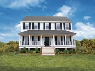 The Buckingham 26 - Lockridge Homes - Built On Your Land - Raleigh Area: Youngsville, North Carolina - Lockridge Homes