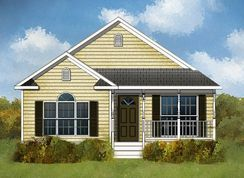 The Conway - Lockridge Homes - Built On Your Land - Raleigh Area: Youngsville, North Carolina - Lockridge Homes