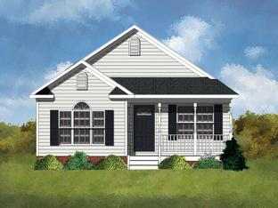The Waverly - Lockridge Homes - Built On Your Land - Raleigh Area: Youngsville, North Carolina - Lockridge Homes