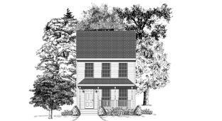 The Carillon IV - Lockridge Homes - Built On Your Land - Raleigh Area: Youngsville, North Carolina - Lockridge Homes