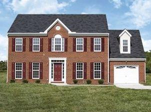 The Buckingham 26 Gar 1 - Lockridge Homes - Built On Your Land - Raleigh Area: Youngsville, North Carolina - Lockridge Homes