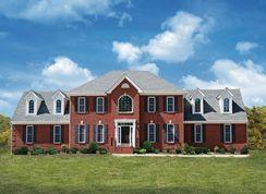 The Montpelier - Lockridge Homes - Built On Your Land - Greenville Area: Greer, South Carolina - Lockridge Homes