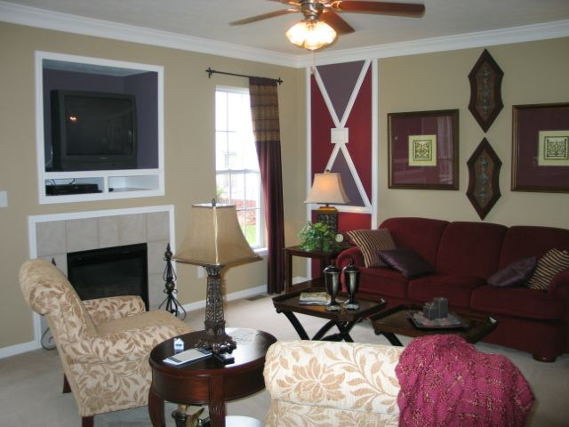 Living Area featured in The Birmingham 28 Gar 2 By Lockridge Homes in Greenville-Spartanburg, SC