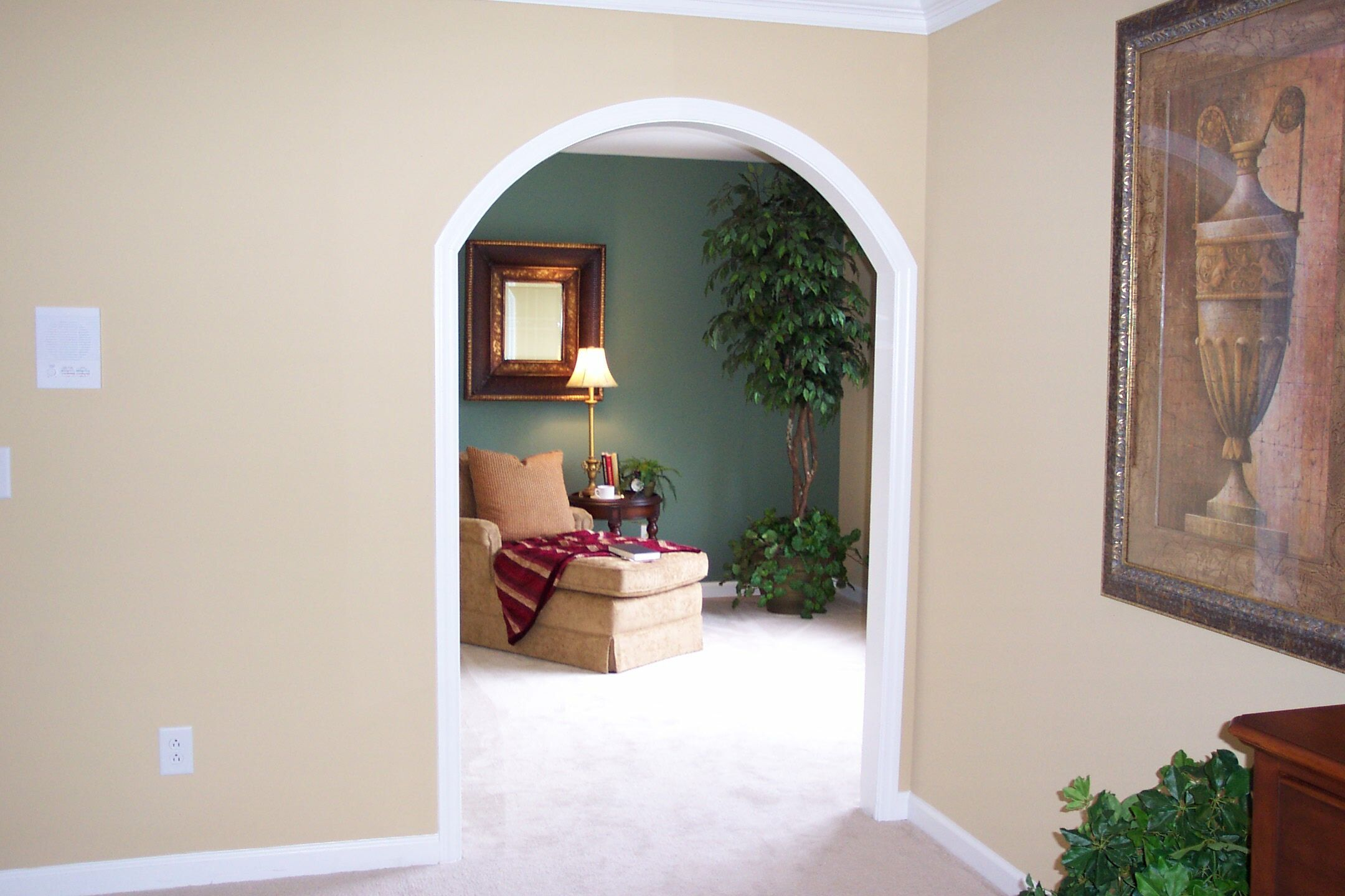 Living Area featured in The Lockwood I By Lockridge Homes in Charleston, SC