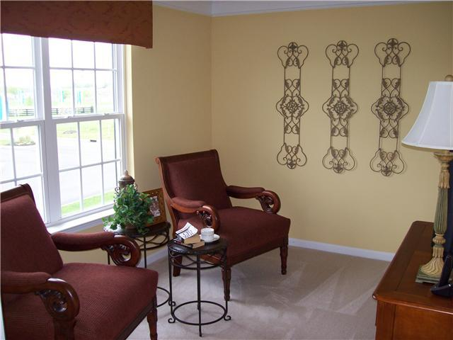 Living Area featured in The Lockwood III By Lockridge Homes in Charleston, SC