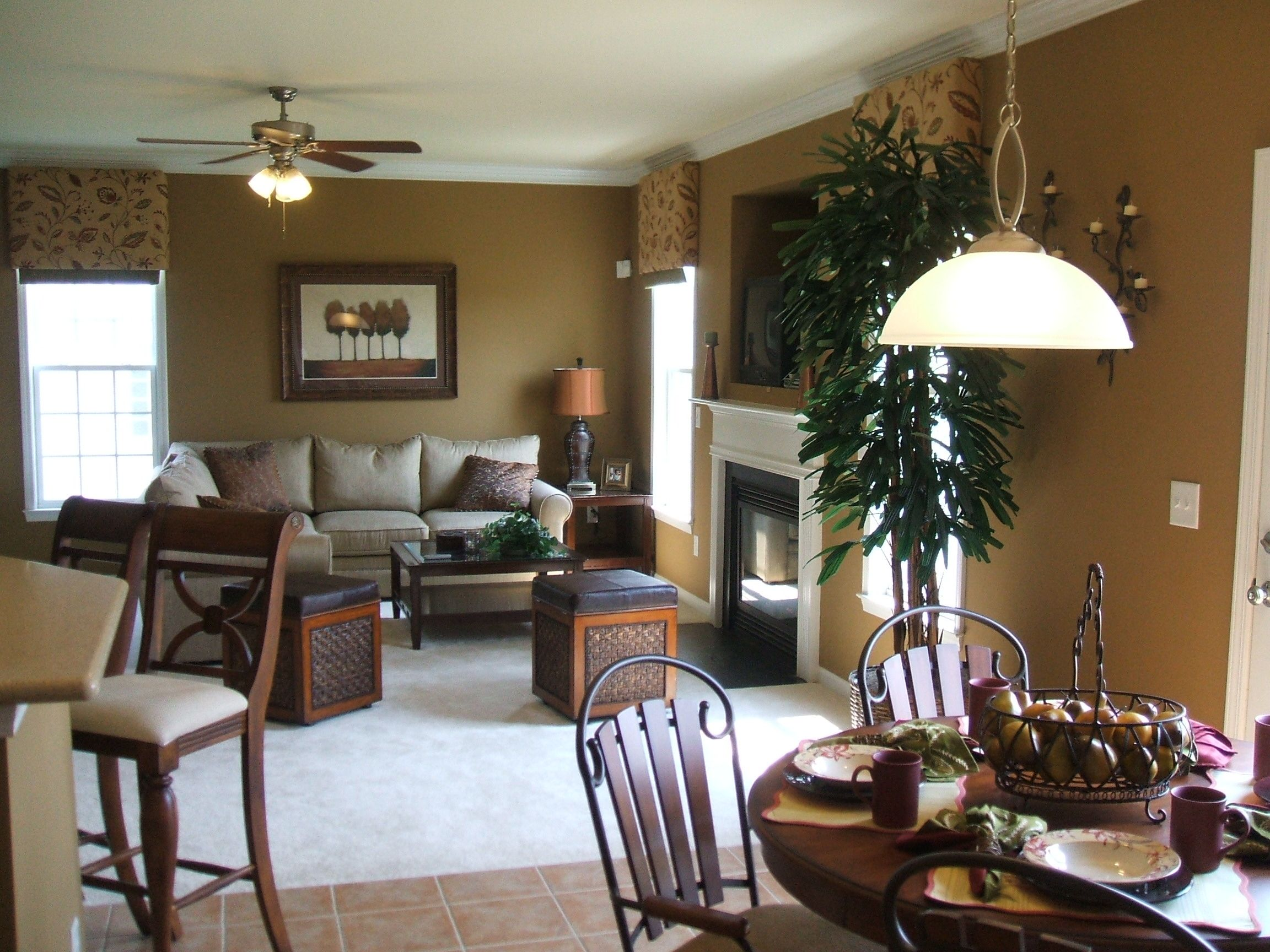 Living Area featured in The Lockwood IV By Lockridge Homes in Greenville-Spartanburg, SC