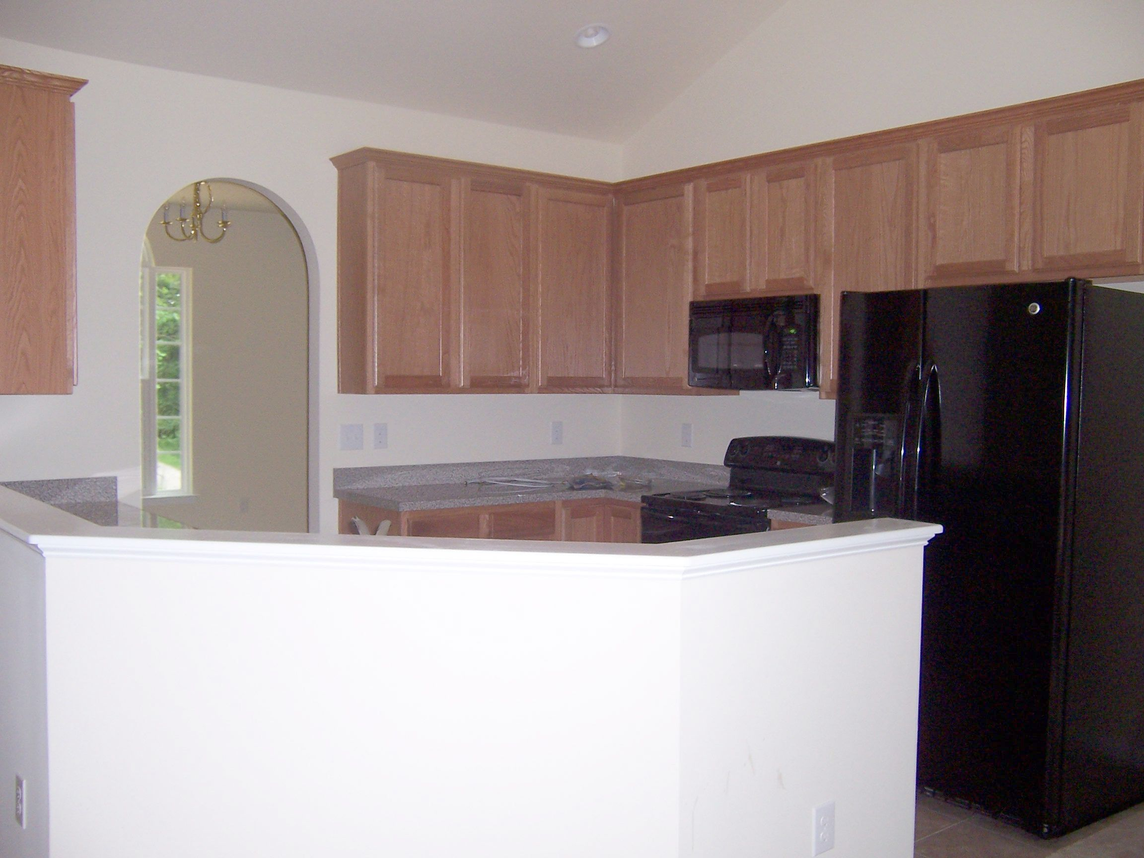Kitchen featured in The Rosemont By Lockridge Homes in Raleigh-Durham-Chapel Hill, NC