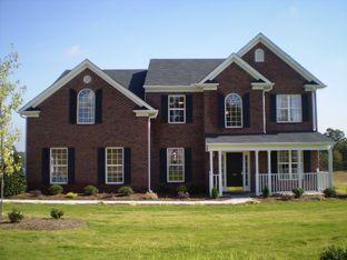 The Collinwood - Lockridge Homes - Built On Your Land - Raleigh Area: Youngsville, North Carolina - Lockridge Homes