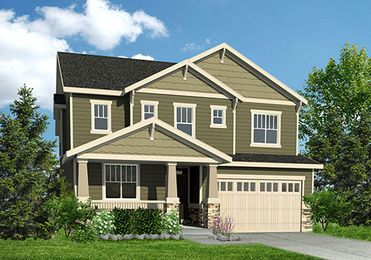 Lokal Homes New Home Plans in Commerce City CO | NewHomeSource