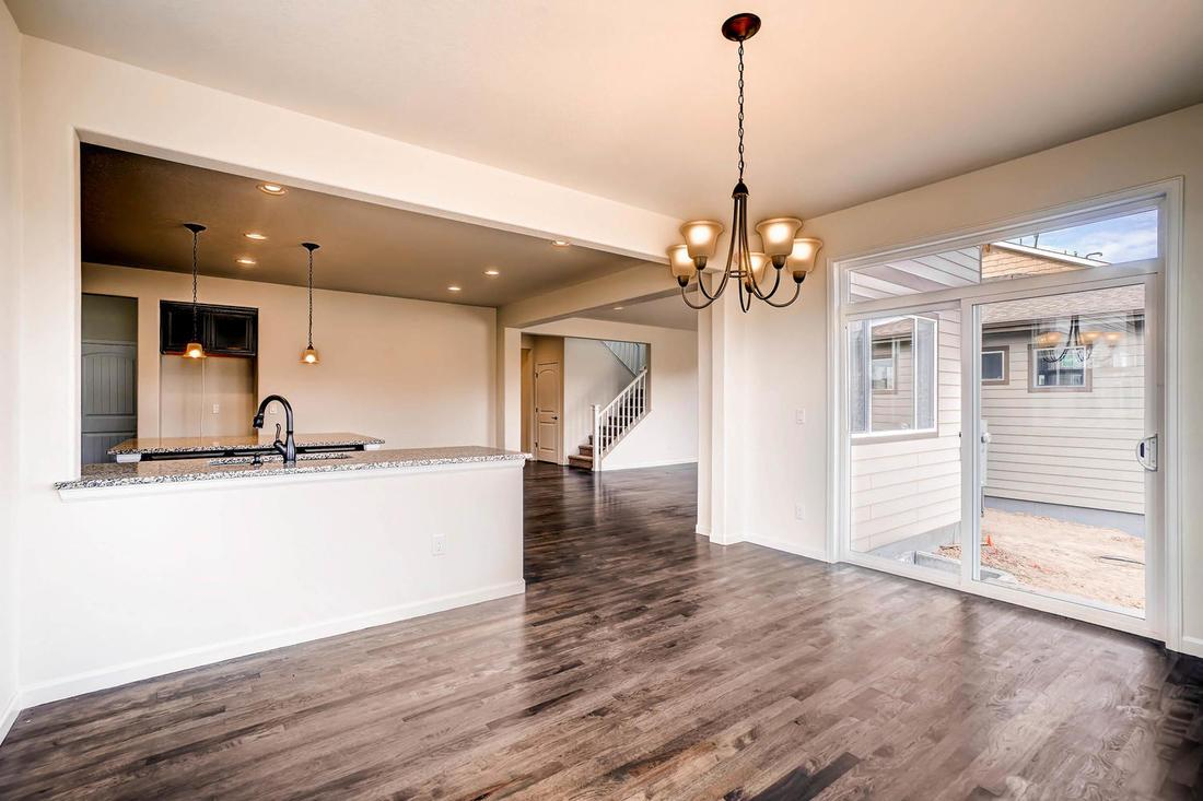 Kitchen featured in the Max By Lokal Homes in Fort Collins-Loveland, CO