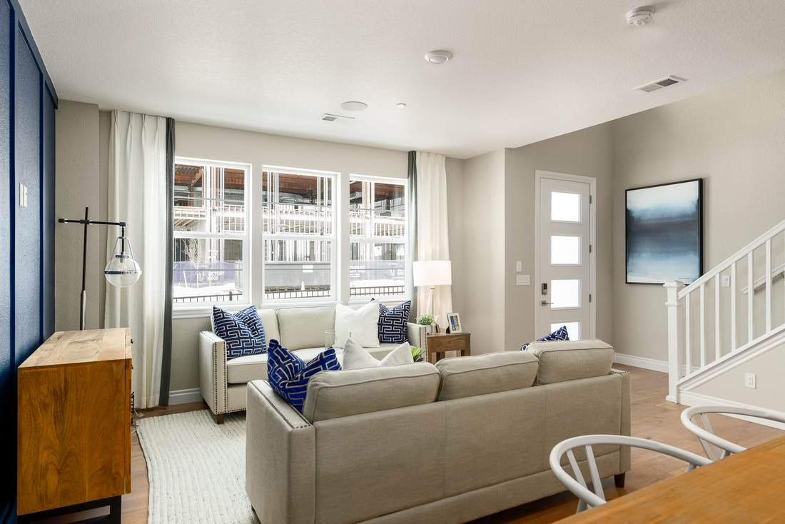 Living Area featured in the McKenna By Lokal Homes in Colorado Springs, CO