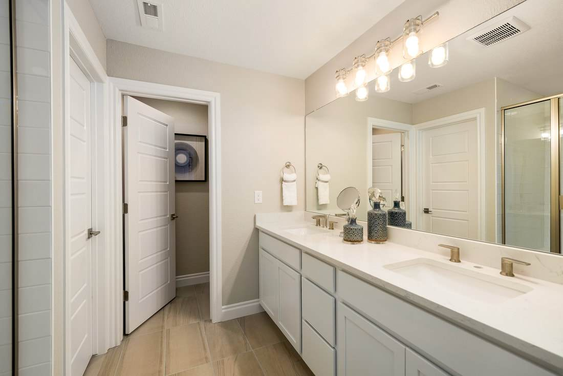 Bathroom featured in the McKenna By Lokal Homes in Colorado Springs, CO
