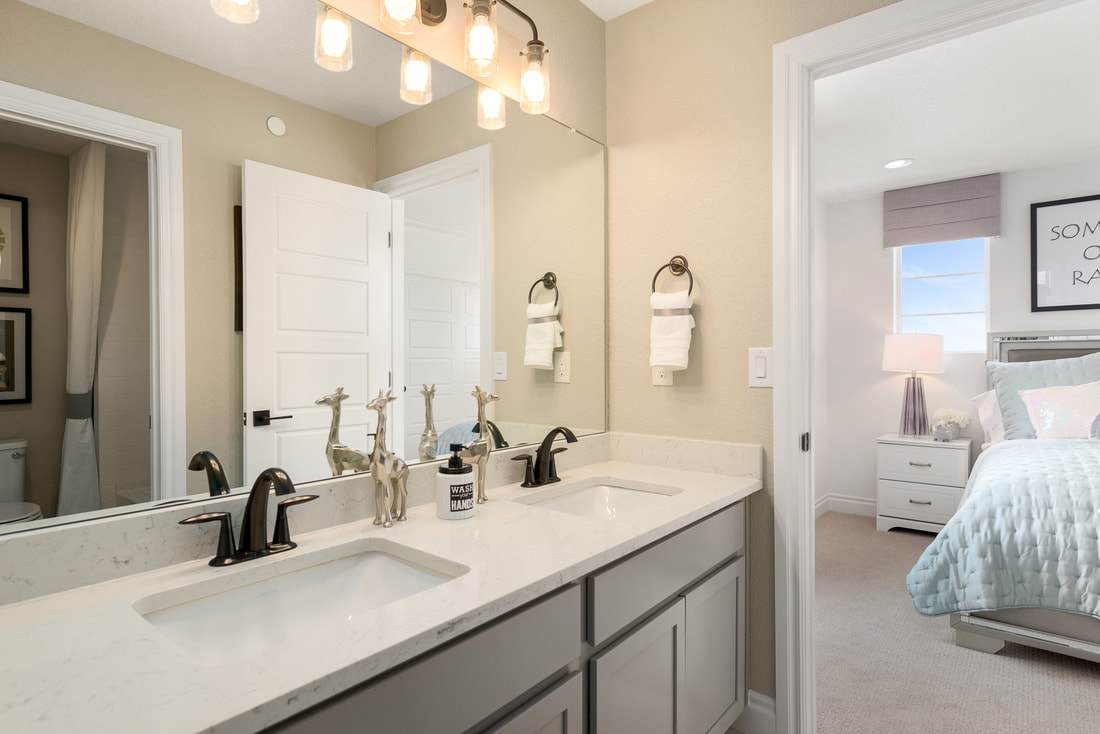 Bathroom featured in the Everett By Lokal Homes in Colorado Springs, CO