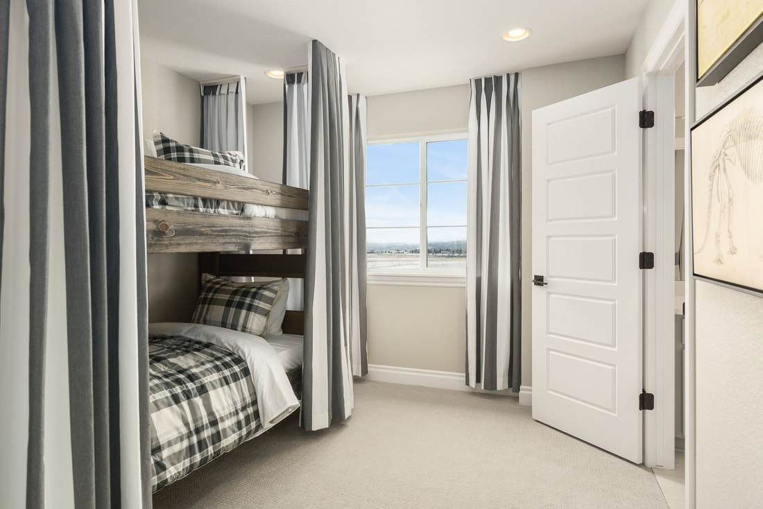 Bedroom featured in the Everett By Lokal Homes in Colorado Springs, CO
