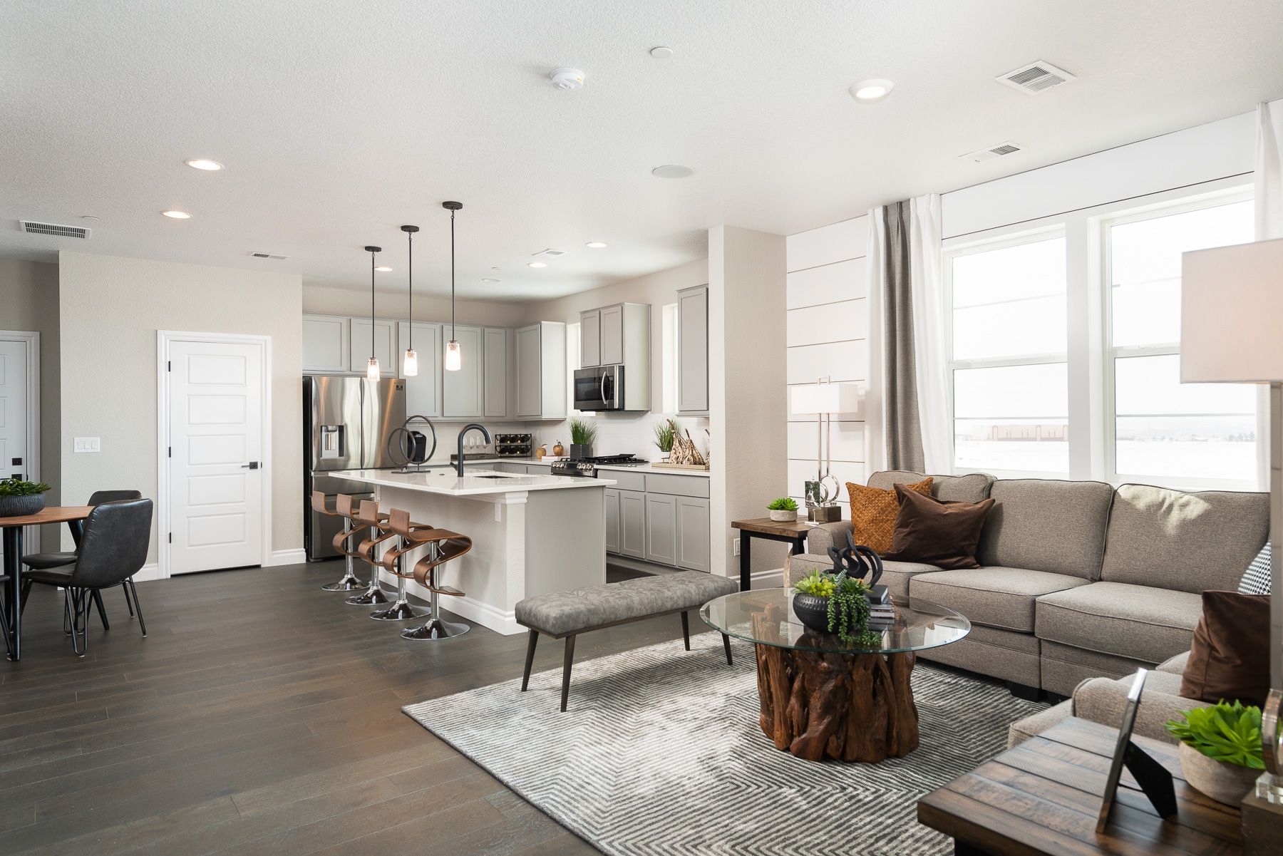 'The District at Victory Ridge' by Lokal Homes in Colorado Springs