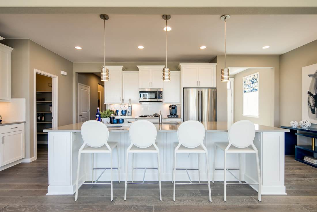 Kitchen featured in the Jack By Lokal Homes in Denver, CO