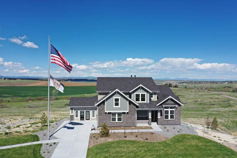 Exterior featured in the Eve By Lokal Homes in Denver, CO