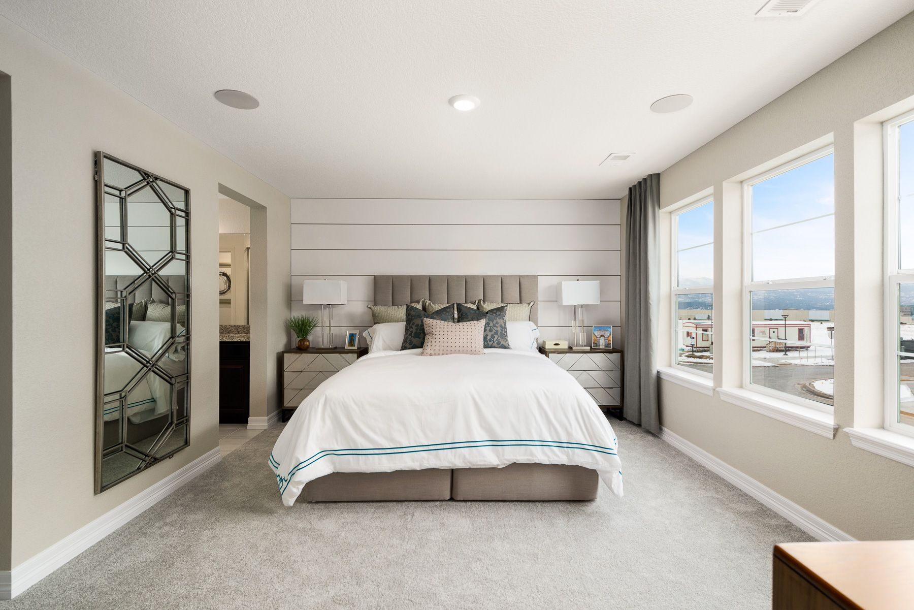 Bedroom featured in the Kaeleigh By Lokal Homes in Colorado Springs, CO