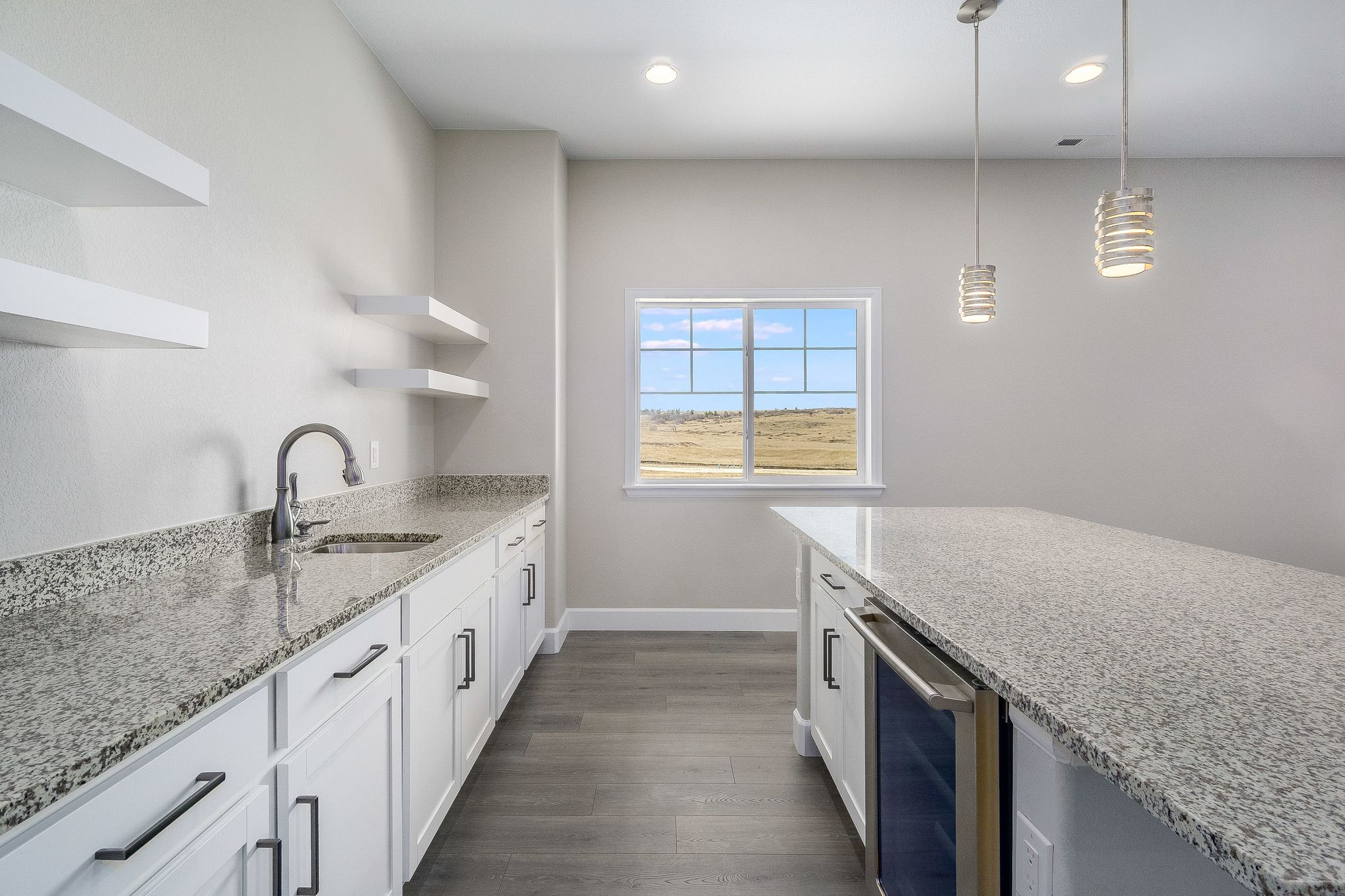 Kitchen featured in the Tenley By Lokal Homes in Denver, CO